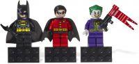 Магнитики-минифигурки Супергероев DC Universe