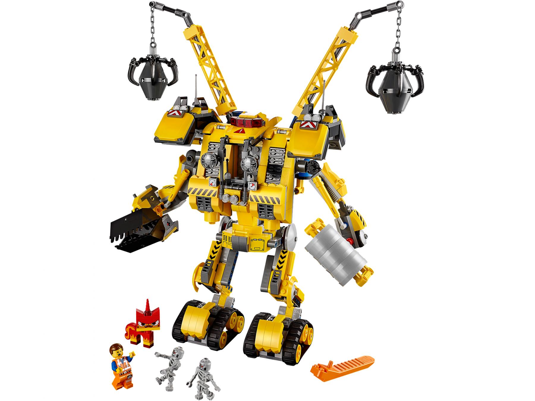 Лего Фильм Лего Инструкция - фото 7