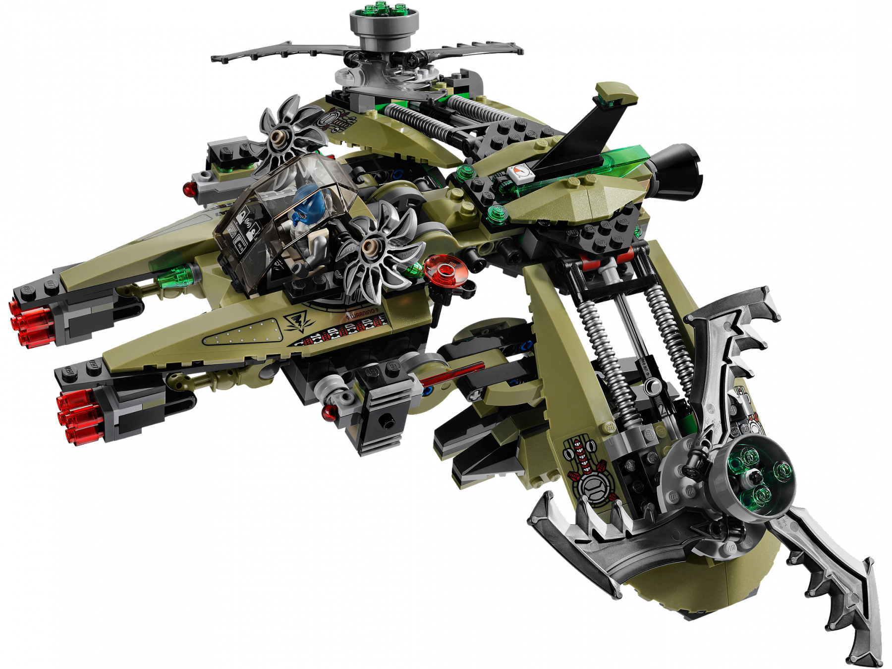 Лего ультра агенты