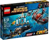 76027 Супер Герои: Глубоководная атака Чёрной Манты Конструктор ЛЕГО Супергерои