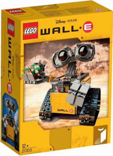 Lego Ideas: ВАЛЛ•И Конструктор ЛЕГО 21303