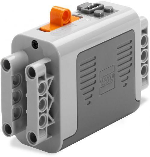 Батарейный отсек. Конструктор ЛЕГО 8881 Power Functions