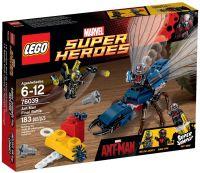 76039 Решающая битва Человека-муравья Конструктор ЛЕГО Супергерои