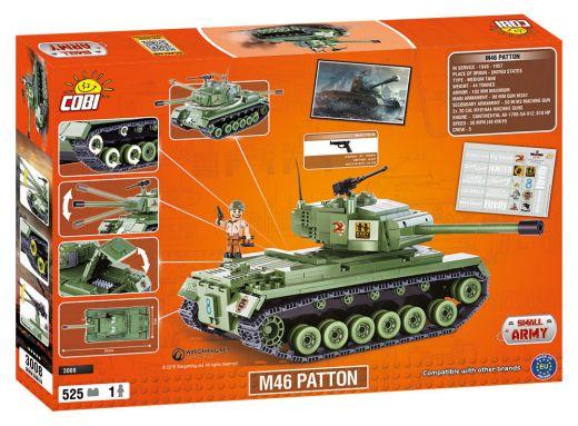 КОБИ World of Tanks - Танк M46 Patton COBI-3008