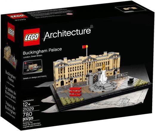 Конструктор ЛЕГО Architecture: Букингемский дворец 21029