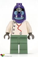 Doctor - with chest pocket