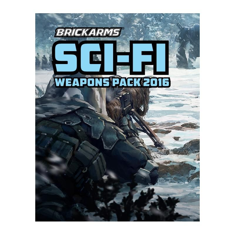 BrickArms Sci-Fi Pack